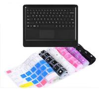 кожаные силиконовые штыри оптовых-10.6'' Silicone laptop keyboard protector cover skin For Teclast X10hd x16hd Tbook11 Chiwu Hi10 10.6 tablet keyboard guard