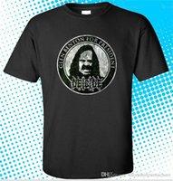 ingrosso migliori camicie maschili-Print Tee Shirt Per uomo Glen Benton For President Girocollo Uomo manica corta Best Friend Shirts