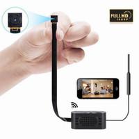 ingrosso scatola nera per android-Black Box V89 HD 1080P Mini telecamera portatile Wifi Digital Videoregistratore Modulo fai da te Mini DV IOS Android Phone APP Remote View