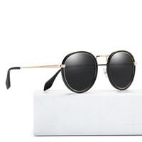 çin markası güneş gözlüğü toptan satış-Çin Havacılık Sungasses Erkekler Kadınlar Için Marka Tasarımcısı Polarize Güneş Gözlükleri Erkekler Retro Güneş Gözlüğü Erkek Oculos Masculino Poarizado