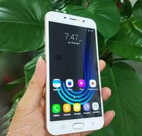 разблокированные android-смартфоны оптовых-Оптовая продажа фабрики OEM внутренний J7 мобильный телефон, Android 5,5-дюймовый разблокировки лица, иностранные одного трансграничного смартфона электронной коммерции