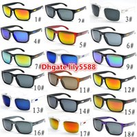Wholesale nail shields wholesale - Popular HOLBROOK meters nail square sunglasses outdoor sports riding glasses Europe and the United States men and women general glasses