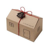 Wholesale House Shaped Boxes For Gifts Buy Cheap House