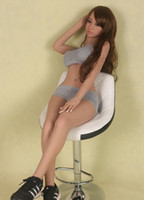 Wholesale Toy Vagina Full Body Sex - 2017 NEWEST 165cm Sex Doll Real Silicone Full Body Love Doll with Vagina Lifelike Sex Real Solid Love Toy Sex Shopping Store
