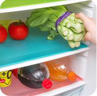 venta de refrigeradores al por mayor-El cojín de refrigerador antifouling anti de las bacterias de la venta caliente 2018 previene la absorción de humedad mohosa Easy Claning la estera del refrigerador