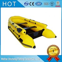 gummiboot pvc großhandel-Marine-Schlauchboot / Gummiboot / PVC-Boot mit aufblasbarem Schlauch