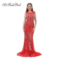 6982f603925d Wholesale gold accent prom dresses for sale - Elegant Dress O Neck Open  Back Mermaid Accented