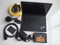 Wholesale pcb laptop for sale - Newest ssd for b mw diagnostic for bmw icom a2 b c soft ware new laptop g ram N3060 icom a2 with top quality pcb board