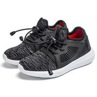 4482f64e2 Calçados infantis, primavera de 2018, novos sapatos voadores, tênis de sola  macia, versão masculina coreana de calçados infantis de lazer por grosso