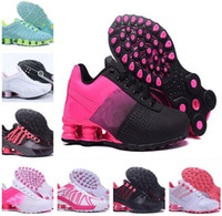 Wholesale girls sports shoes size 36 - Newest OZ KPU Running Shoes Women White Gold Black OZ Girl Basketball shoes Sneakers Trainers Tennis Sport Shoes Size 36-40