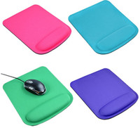 Wholesale computer wrist rests for sale - Group buy Mouse Pad Wrist Memory Cotton Wrister Mousepad Slow Rebound Computer Office Thickening Creative Hand Pillow LLFA