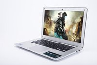 Wholesale office card stock - 14inch intel i5 laptop 1920*1080 HD Window 10 MS office activated Ultrathin Notebook Computer huge battery for gaming Laptop