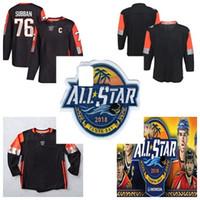 Wholesale division hockey resale online - 2018 All Star Game P K Subban Jersey Patrick Kane MacKinnon Seguin Wheeler Klingberg Dubnyk Hockey Jersey Central Division