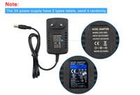 conector para rgb led strip light venda por atacado-Acessórios 24key 44 chave RGBW RGBW Dimmer 3A 5A adaptador de energia Conector do controlador de cor única para SMD 5050 5630 LED luz de tira