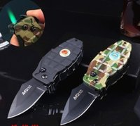 Wholesale knife lighters online - HCL piece cm cm cm Grenade military modeling lighters with knife