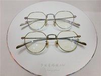 ingrosso telai in titanio per occhiali da vista-Occhiali da vista Oliver occhiali da vista titanio Montatura da vista montature da vista per Uomo Donna Miopia Occhiali da vista Occhiali da vista vintage per montature di marca
