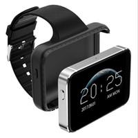 grabadora de video mp3 mp4 al por mayor-696 I5S Smart Watch 2.2 pulgadas MTK2502C podómetro Video Grabar música 2G tarjeta SIM TF Ampliar GSM MP3 MP4 cámara grabadora de conducción