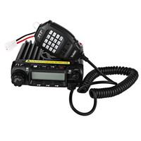 rádios móveis venda por atacado-TYT Rádio Móvel 60 W VHF 136-174 Mhz Walkie Talkie Ham Ham Rádio Em Dois Sentidos do Transceptor Do Rádio Walkie Talkie Transceptor 1024 Código DCS