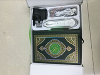 Wholesale Holy Quran Pen Reader - (20pcs  lot ) 2016 New 8GB PQ15 Quran Reader Pen Koran Read Islamic Gift Muslim Prayer Koran read digital holy quran islam book