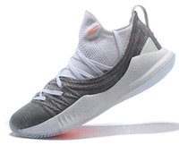 Wholesale sport traning - wholesale Stephen Curry 5 low cut Sport Men Shoes Final Curry On Foot traning Outdoor Athletic Cushion Sneakers