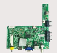 telas samsung usadas venda por atacado-Frete Grátis Usado Original Placa Principal TV Placa Motherboard Unidade RSAG7.820.5551 Para Hisense LED40K20JD Tela HD400DF-E37