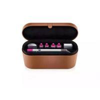 multi curler venda por atacado-Cabelo Curler Multi-função de qualidade superior mais novo Hair Styling dispositivo automático Curling Iron 8 Gift Box cabeça para áspero cabelo normal