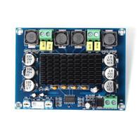 militärischer kanal großhandel-Kostenloser Versand! 1 stück XH-M543 Digitale Leistungsverstärkerplatine Audio Verstärker modul Dual Channel 2x120 Watt TPA3116D2 Militärische Qualität PCB PA3116D2 Am