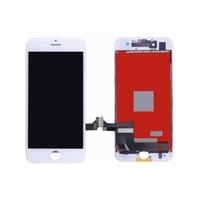 bestelle iphone lcd groihandel-Touch Screen Retina Display LCD für Apple iPhone 7 Black Screen Glass + Frame schwarz und weiß liefern die Ware innerhalb von 24 Stunden