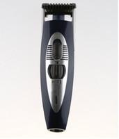 ingrosso taglierina di barba-Precisione 0.4mm man elettrico barba trimmer body hair remover clipper hairstyling baffi rimozione dei capelli del viso styling rasoio rasoio