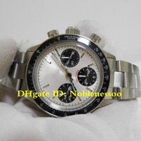 Wholesale mens eta movement for sale - Group buy Hot Vintage Luxury Mens Chronograph Watch Men s Vintage mm Cosmograph Chronograph ETA Movement Mechanical Hand winding Watches