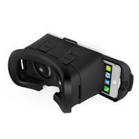 Wholesale google cardboard for sale - Group buy VR BOX D Glasses Headset Google Cardboard Mobile Phone Virtual Reality Helmet for Phone