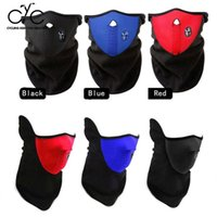 Wholesale Motocycle Covers - Wholesale-EYCI Outdoor Sports Cyling Ski Motocycle Cover Neck Half Face Headwear Mask