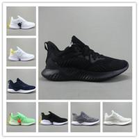 zapatillas de baloncesto ligeras al por mayor-Alphabounce beyond w Zapatos ligeros 2018 Brand New Designer 11 colores Unisex Sports Zapatos de baloncesto con zapatos originales