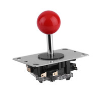 Wholesale arcade games parts - Arcade joystick DIY Joystick Red Ball Way Fighting Stick Parts for Game Arcade