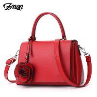 399b3fca7e53 9 Colors Women Bag Luxury 2018 Fashion Shoulder Hand Bag Designer Handbags  High Quality Leather Crossbody Bags For Women Flowers