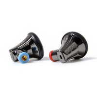ingrosso earbud earplug-SENFER PT15 In Ear Auricolare Earburd Graphene Dynamic Driver Unità HIFI Earplug Con MMCX Staccabile Staccabile Cavo Metallo Earbud X6