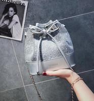saco de água chinês venda por atacado-Verão novo vietnamita exportação das mulheres bordadas saco de ombro único Chinês vento tambor de água tecido saco frete grátis