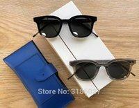 moda óculos korea venda por atacado-2018 Moda Coréia bibang Quadrado Óculos De Sol Do Vintage Dal lago Retro Óculos De Sol Para Homens Das Mulheres gentil Marca V logo Designer