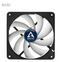 Wholesale Computer Fan Temperature - Arctic F12 PWM 4pin 12cm Cooler cooling fan 120mm CPU temperature control Computer Case fan