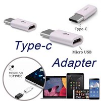 Wholesale Fast Converter - Micro USB cable 2.0 to USB Type c Adapter Fast Charger USB-C Data Sync converter for Xiaomi note HUAWE