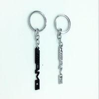 emblèmes achat en gros de-Porte-clés accessoires auto style de voiture porte-clés porte-clés AMG badge emblèmes de voiture pour Mercedes Benz A45 SLS AMG E63 nouveau