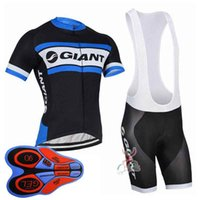 Wholesale bicicleta giant for sale - Giant Pro cycling jersey summer Short Sleeve cycle clothing MTB Ropa Ciclismo Bicycle maillot Bib shorts Set bicicleta J