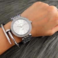женские серебряные часы оптовых-CONTENA Fashion Silver Watch Women Watches Diamond Bracelet Women's Watches Ladies Watch Clock  reloj mujer