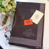 Wholesale floral designs patterns - Top qualtiy Luxury Brand Scarf women Brand Scarves brand long letter pattern design Scarf women Shawls size 180x70cm Ab-666