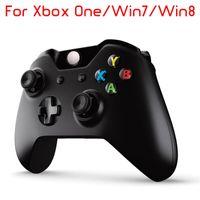 récepteur xbox pc achat en gros de-Manette Sans Fil Pour Microsoft Xbox One Manette de Jeu Joystick + PC Récepteur Controle Pour Xbox One Manette de Jeu Sans Fil Joystick