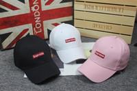 kore eşleme şapkaları toptan satış-Yeni Moda Marka Açık Snapback Kapaklar Strapback Beyzbol Şapkası Açık Spor Kore Erkekler Kadınlar Için Casquette Tasarımcı Hiphop Şapka Donatılmış Şapka