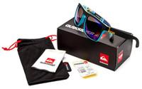 Wholesale Polarized Ski Sunglasses - DHL Brazilian QUIKSILVER Style Summer Skimboarding Sunglasses QS731 Outdoor Sports Skiing Sunglasses Surfing Eyewear Unisex Sunglasses