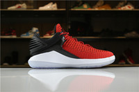 Wholesale corsa black - 2018 Sale New 32 32s Men Basketball Shoes Grey Black Red Blue Rosso corsa Bred multicolor Sports Sneakers Size 40-47