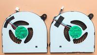 ventilador de refrigeração do acer laptop venda por atacado-Gêmeos Laptop CPU Ventilador De Refrigeração Para Acer Aspire VN7 Nitro VN7-591 VN7-591G AB07505HX070B00 00CWH860 DC 5 V 0.50A 4 WIRE 4 PIN ventilador de refrigeração