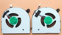 ingrosso acer aspirano i fan-Ventola di raffreddamento CPU portatile Twins per Acer Aspire VN7 Nitro VN7-591 VN7-591G AB07505HX070B00 00CWH860 DC 5V 0.50A 4WIRE 4PIN Ventola di raffreddamento